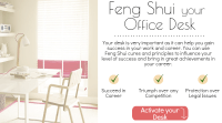Simple Tips and Cures to Feng Shui your Office Desk at ...