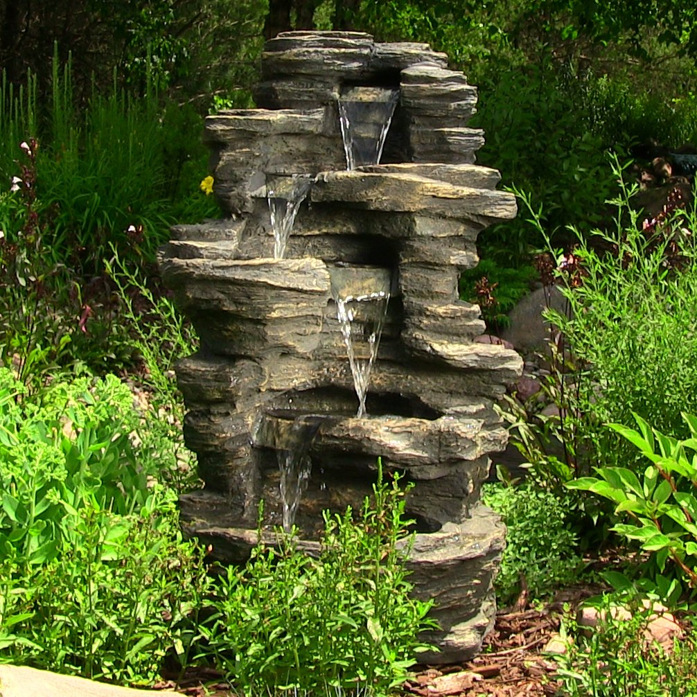 water fountain outdoor