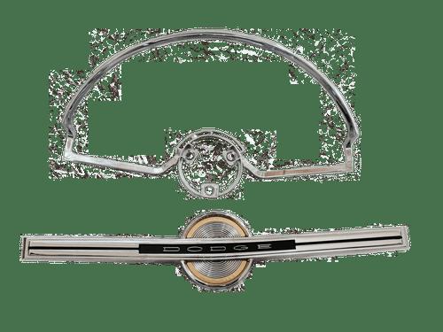 1974 dodge challenger horn ring