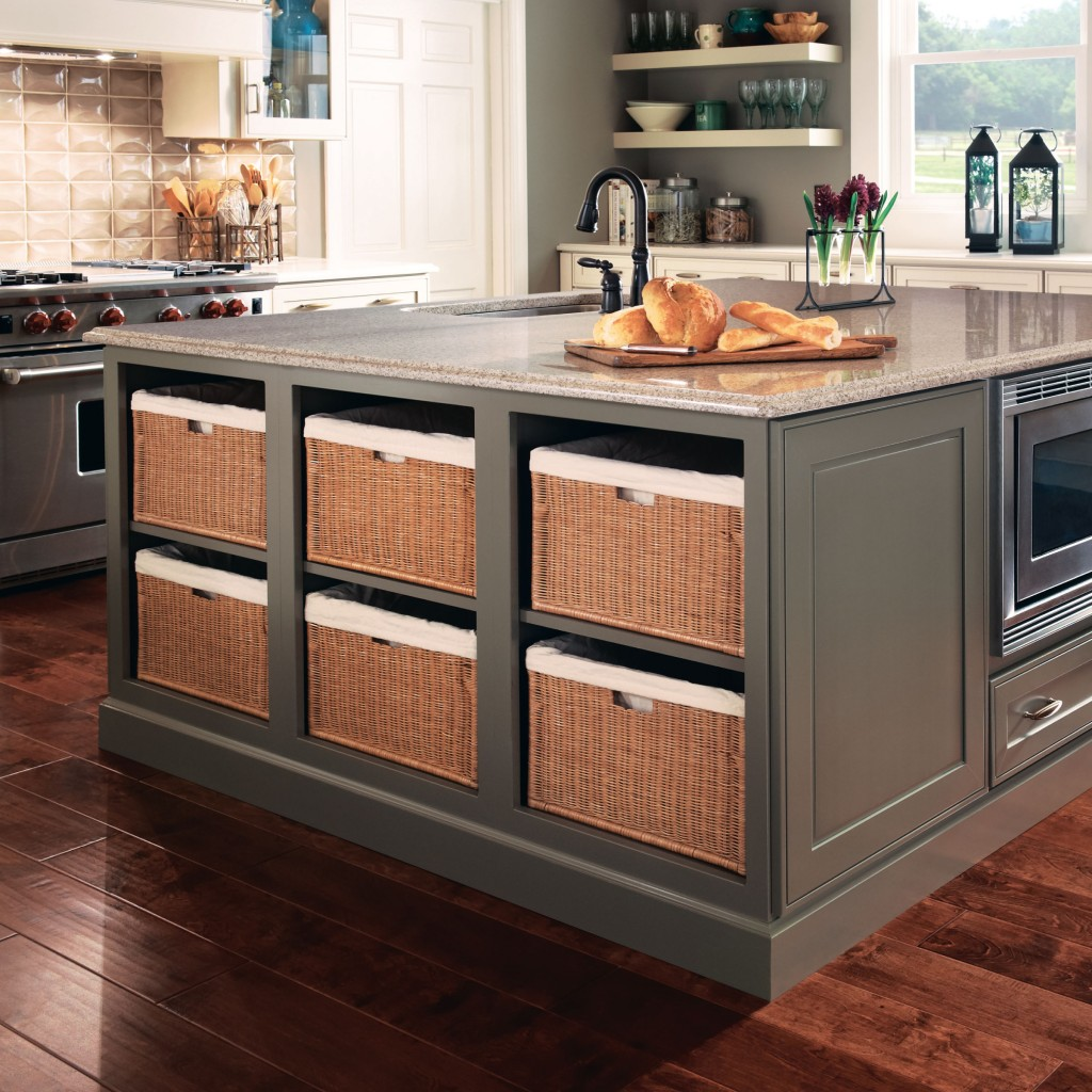 Universal Design Kitchen Cabinets 5 Benefits Of Kitchen Islands Kraftmaid