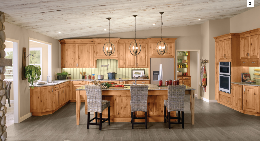 Cost Of Making Kitchen Cabinets Top 5s: Kraftmaid's Most Popular Kitchen Cabinet Stains
