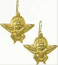 Garuda earrings - Museum Shop Collection