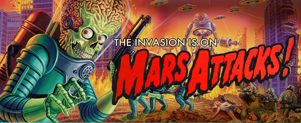 Cigarette Wallpaper Hd Mars Attacks Retro A Go Go