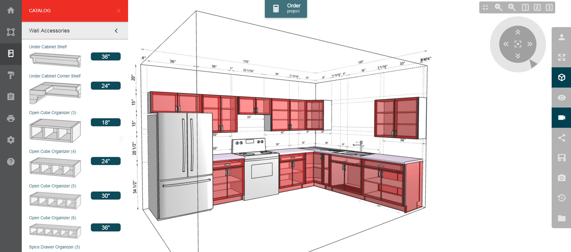 Design A Virtual Kitchen Online Free Merillat Kitchen Planner