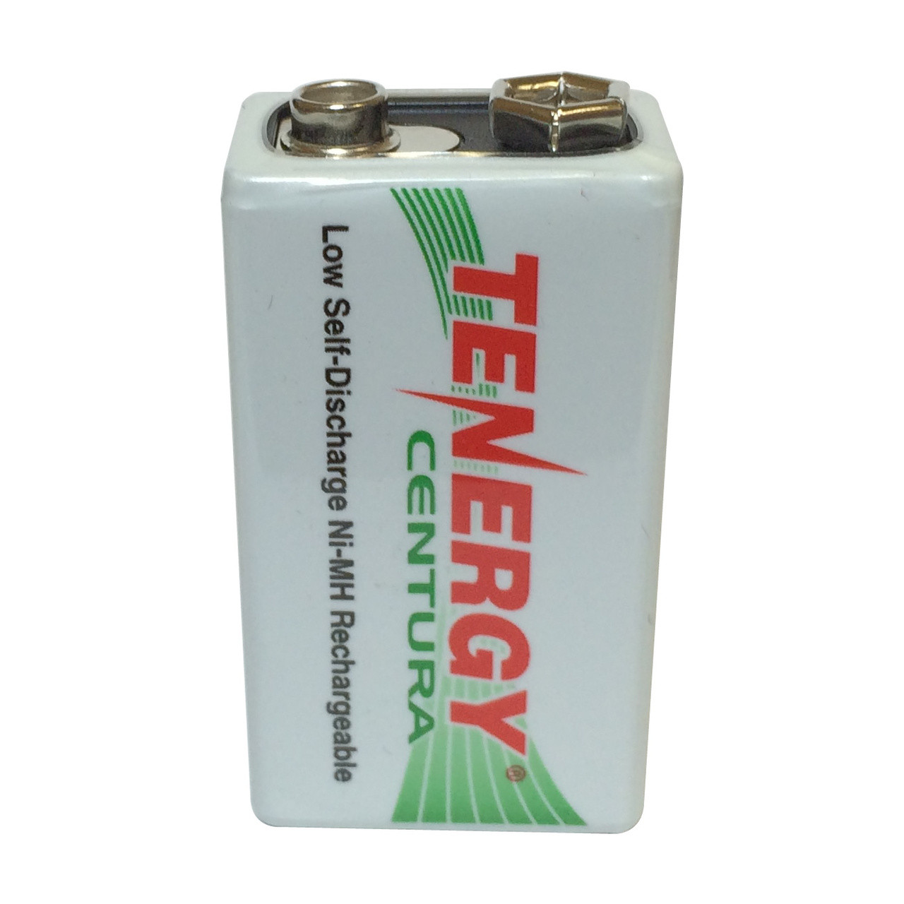 9 Volt Rechargeable Battery Tenergy 8 4v 200mah Ni Mh Rechargeable 9v Battery 10003