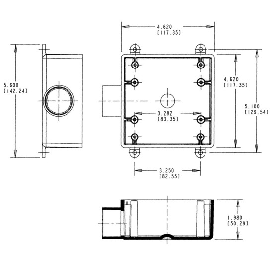 gang box wiring wiring diagram schematic