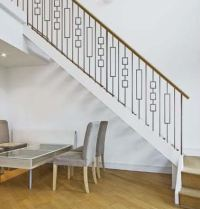 Aalto Contemporary Metal Baluster Collection