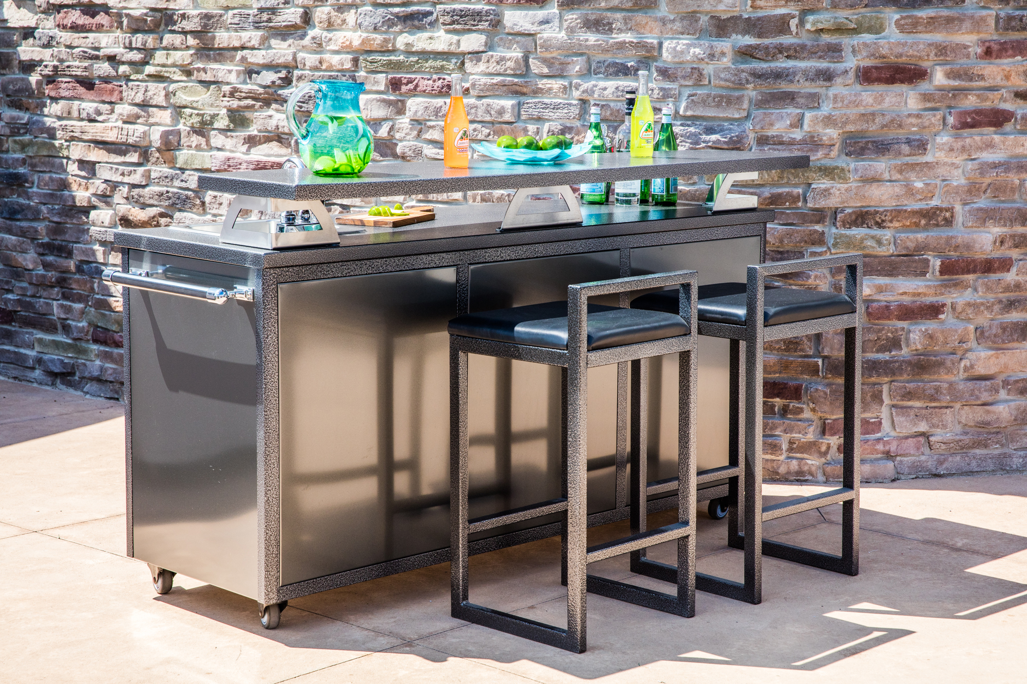 Outdoor Kitchen Modular Units Prefab Outdoor Kitchen Galleria
