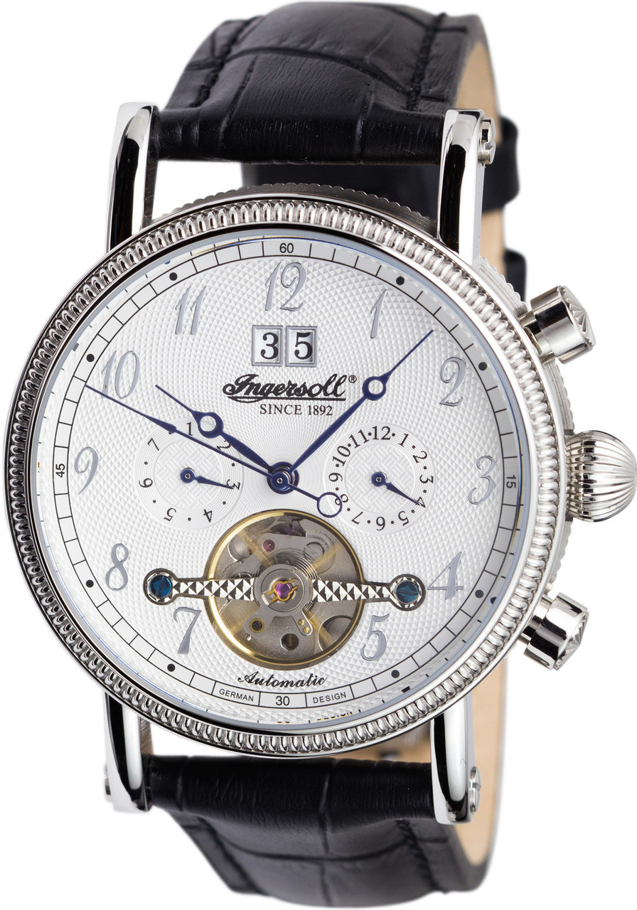 Ingersoll Automatik Ingersoll Whin1800 35 Jewel Automatic | Watches.com
