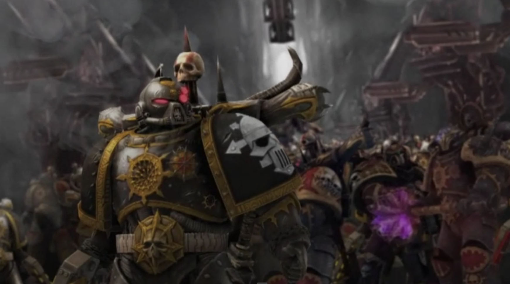 Bad Guy Set It Off Another Warhammer 40 000 Space Marine Trailer Brings