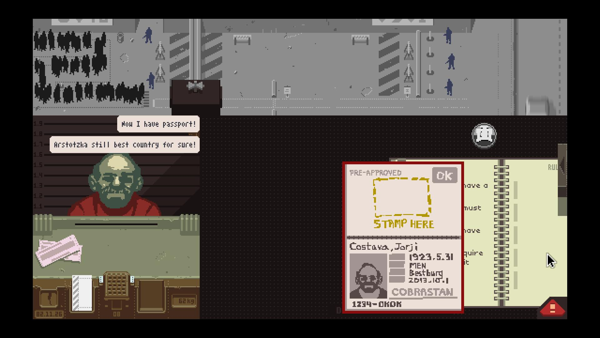 Indie Wallpaper Hd Papers Please Creator Lucas Pope S Next Game Will Be