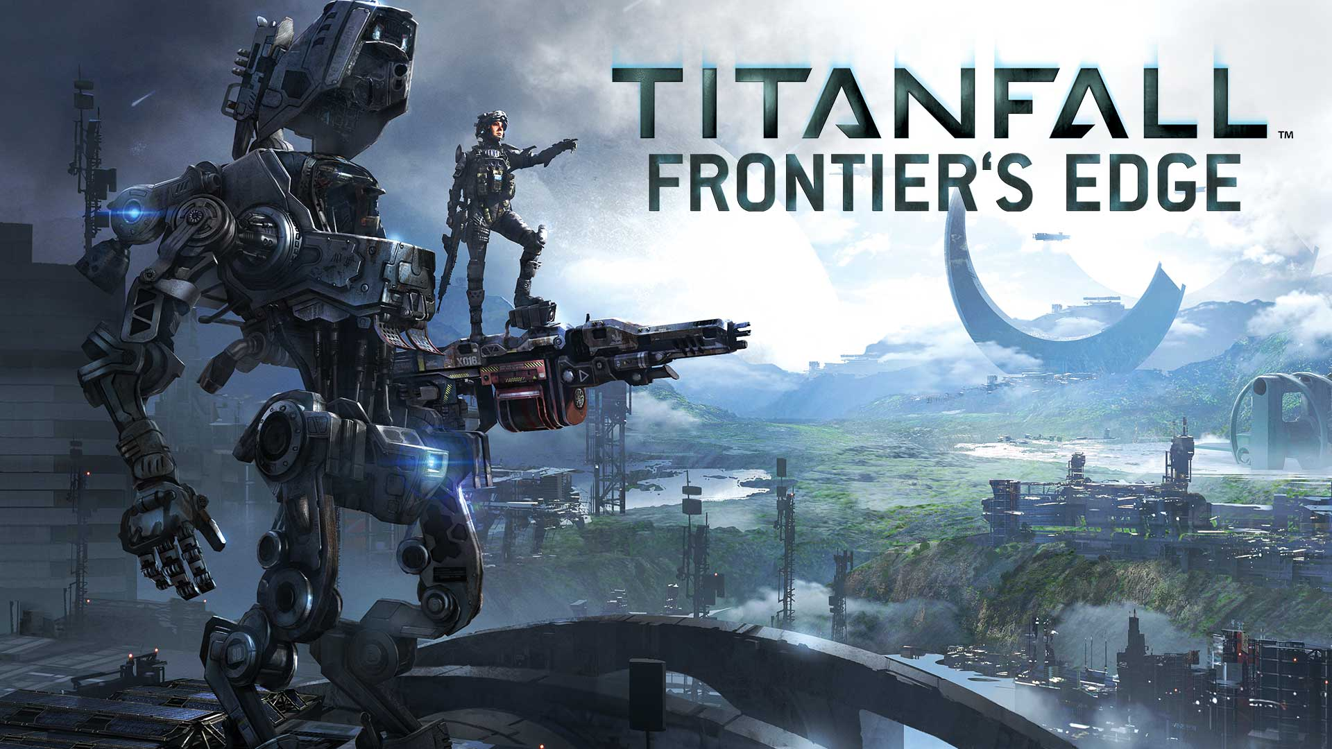 Wallpaper Gravity Falls Titanfall S Second Dlc Expansion Revealed Will Contain