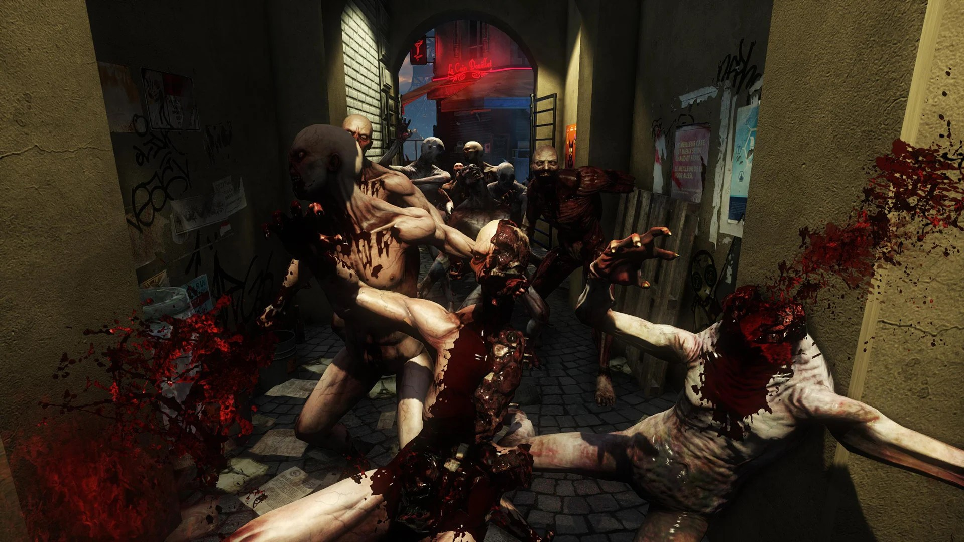 Killing Floor 239s Announcement Trailer For Playstation 4