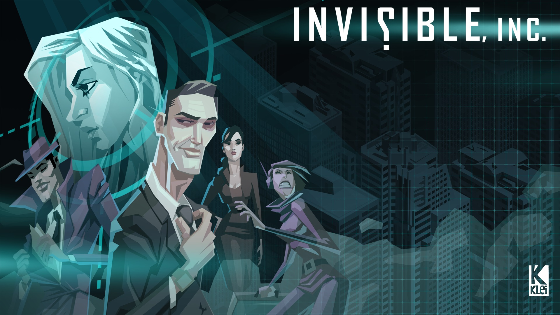 Free Early Fall Wallpaper Klei Offers Post Launch Update For Invisible Inc Teasing