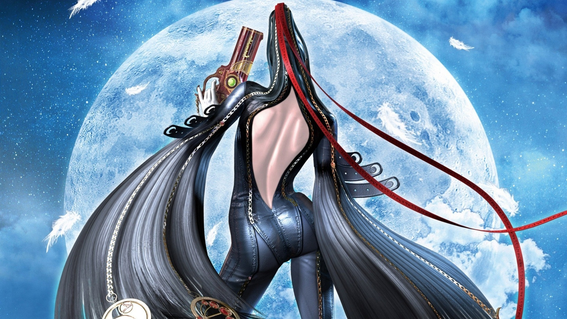 Ps4 Wallpaper Hd Is Platinumgames Teasing Bayonetta 3 Or Just Trolling