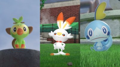 Ranking the New Starters from Pokemon Sword and Shield