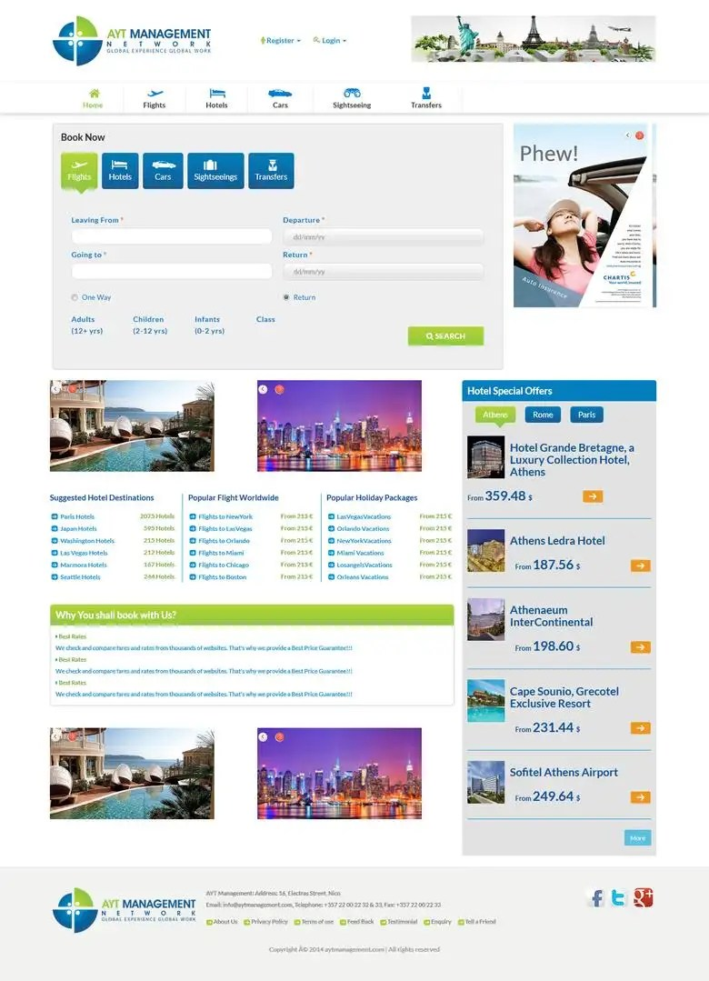 Booking Site Hotels Booking Site Flights Tours Cars Booking Site Freelancer
