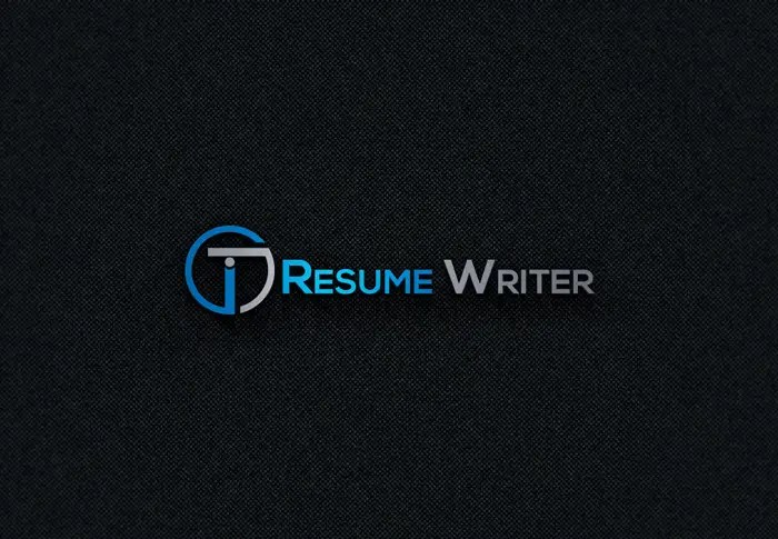Entry #50 by xoydesign for Design a Logo for a Resume Writing