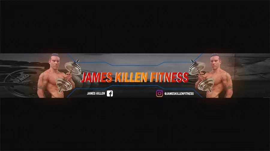 professional youtube banner - Akbagreenw