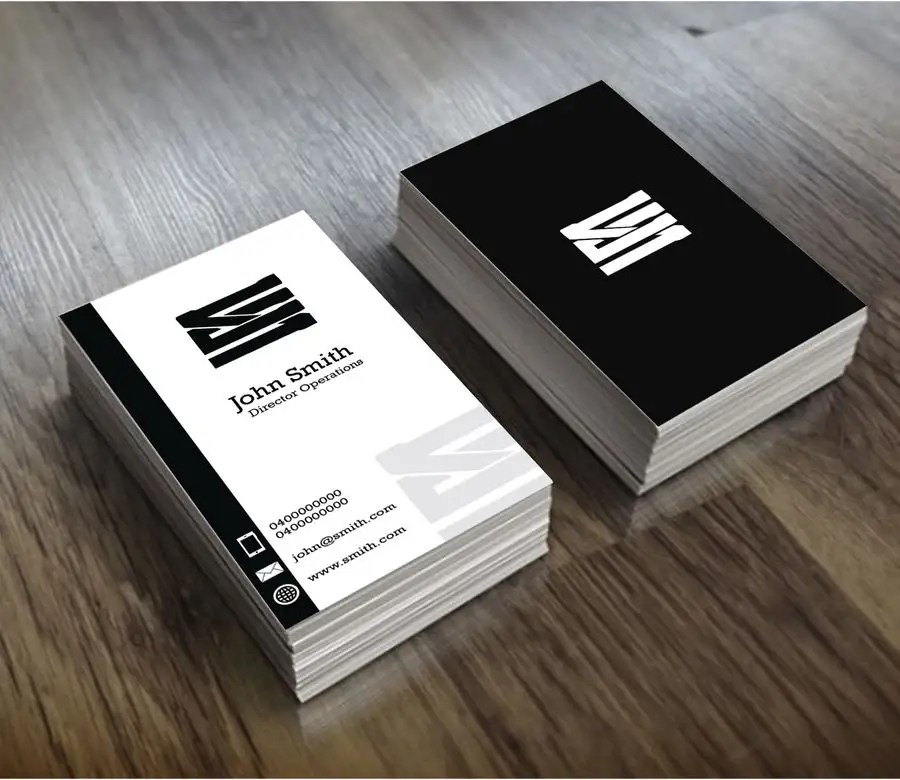 Entry #116 by Asad034 for Design personal business card Freelancer