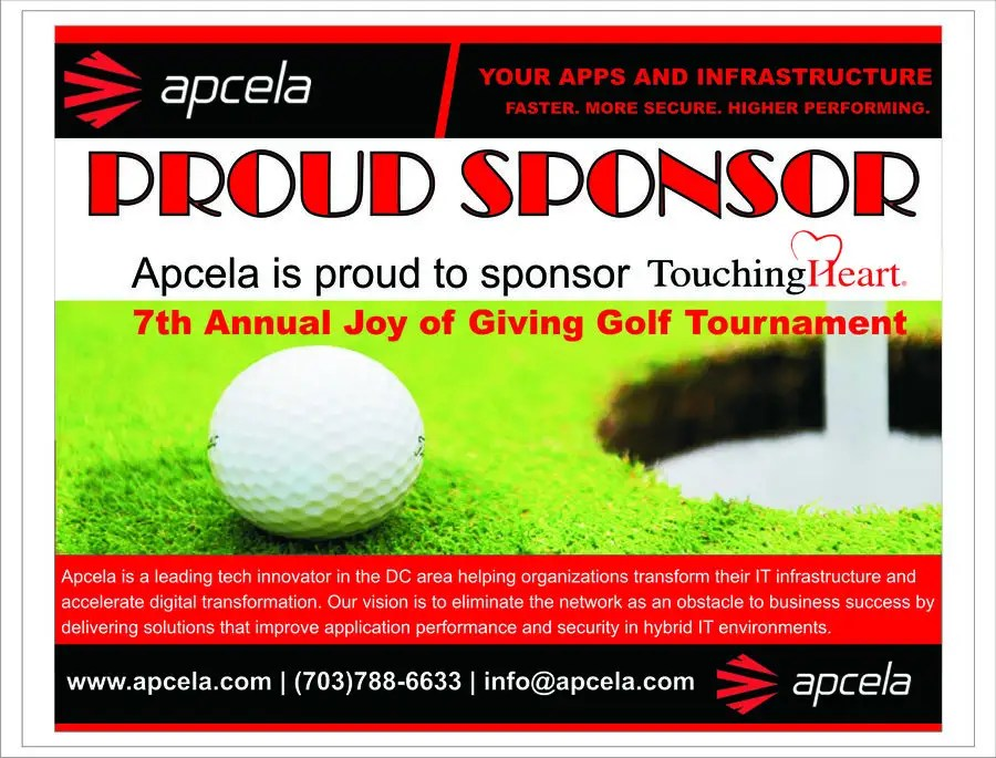 Entry #41 by reeyanshp for Design Sponsor Ad for Golf Tournament