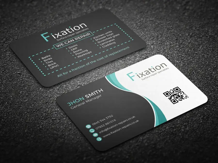 Entry #421 by rtaraq for Design some Business Cards for moo Freelancer