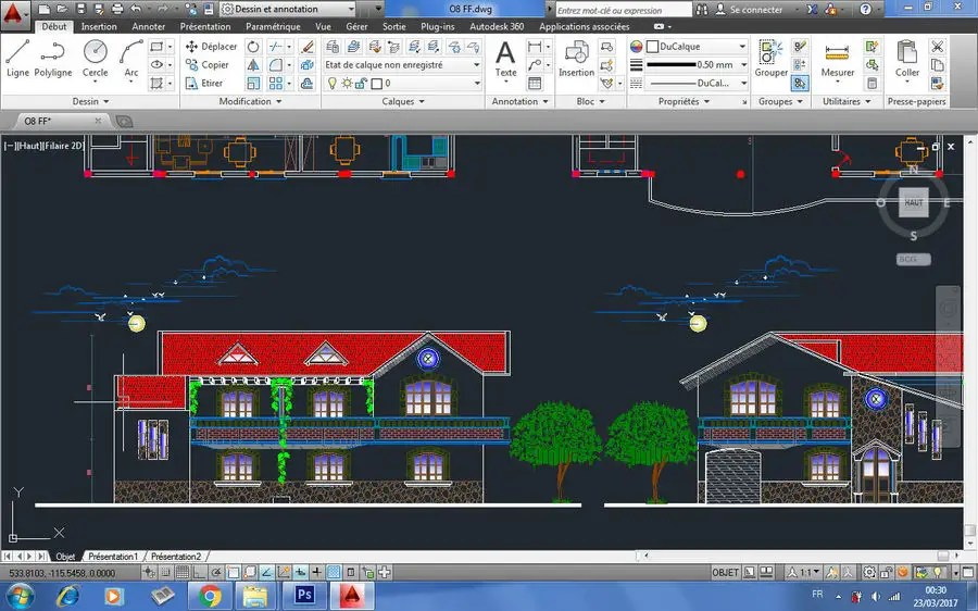 Entry #1 by mermed for AutoCAD Draftsman Freelancer