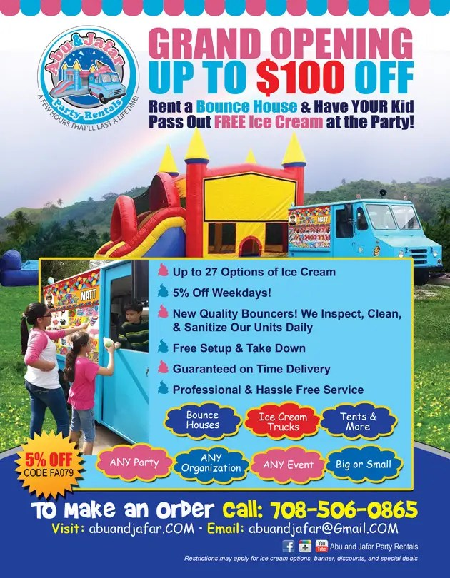 Fun Sun Party Rental - Bounce House Rentals And Slides For
