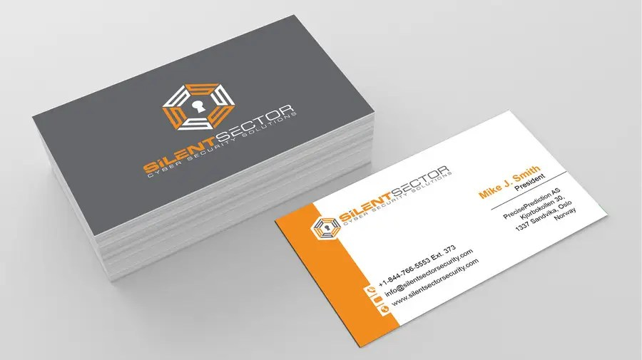 Entry #13 by mamun313 for Business Cards and PPT Template for Cyber