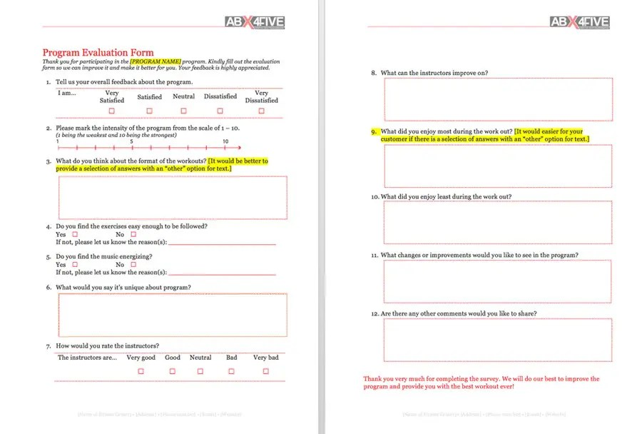 Entry #5 by jqlin for Design product evaluation survey questionaire