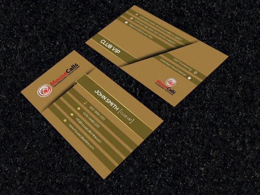 Entry #44 by OviRaj35 for Design some VIP membership cards for our - membership cards design