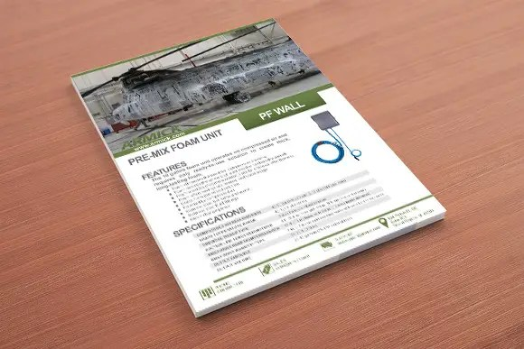 Entry #25 by Sohannishu for Design a Spec Sheet Template Freelancer