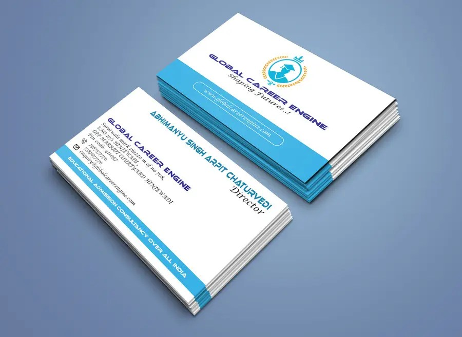 Entry #27 by mhtushar322 for Design some Business Cards Education