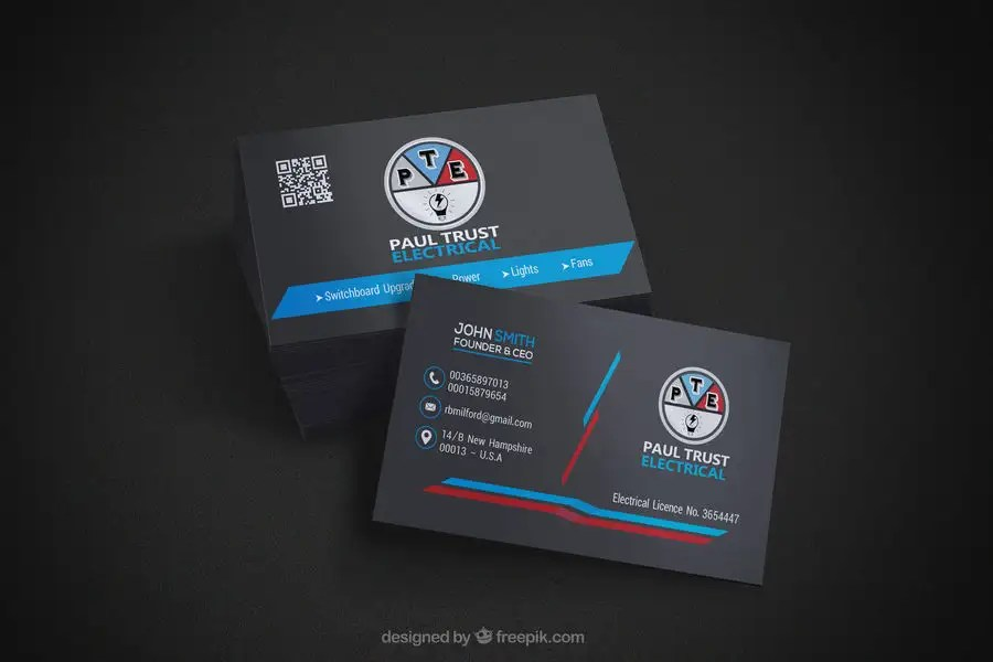 Entry #132 by TaslimaTitir for Design some Business Cards For an