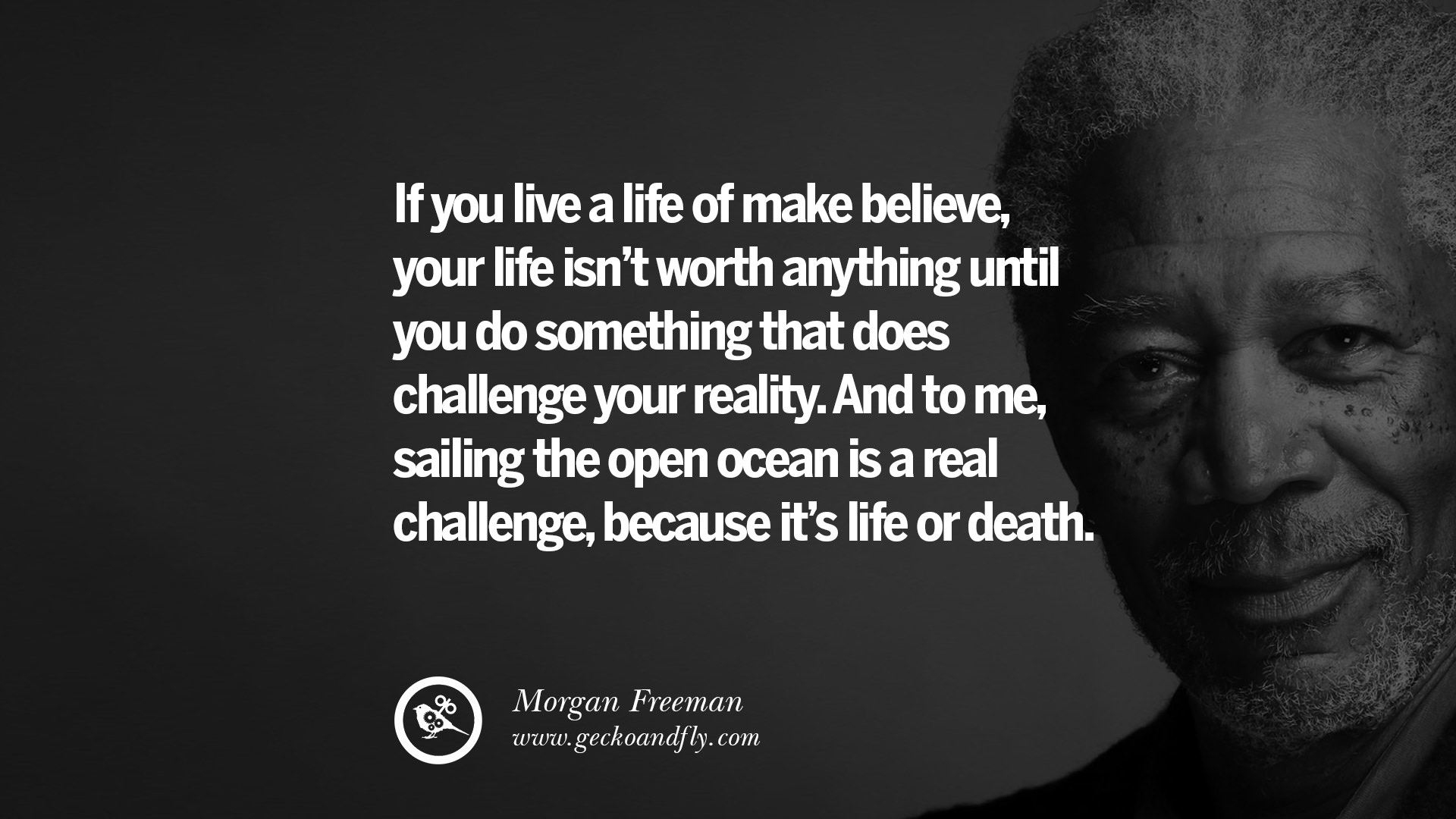 Money Making Quotes Wallpapers 10 Morgan Freeman Quotes On Life Death Success And Struggle