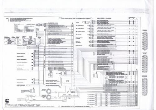 subaru diagrama de cableado celect