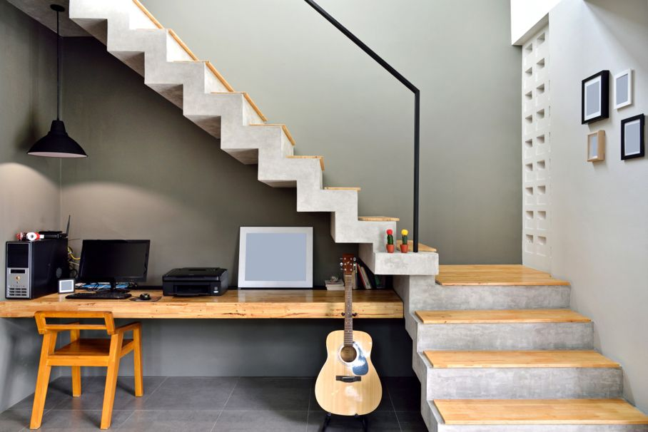 Letras Decorativas Home Fun And Stylish Ways To Utilize Dead Space Under Your Stairs