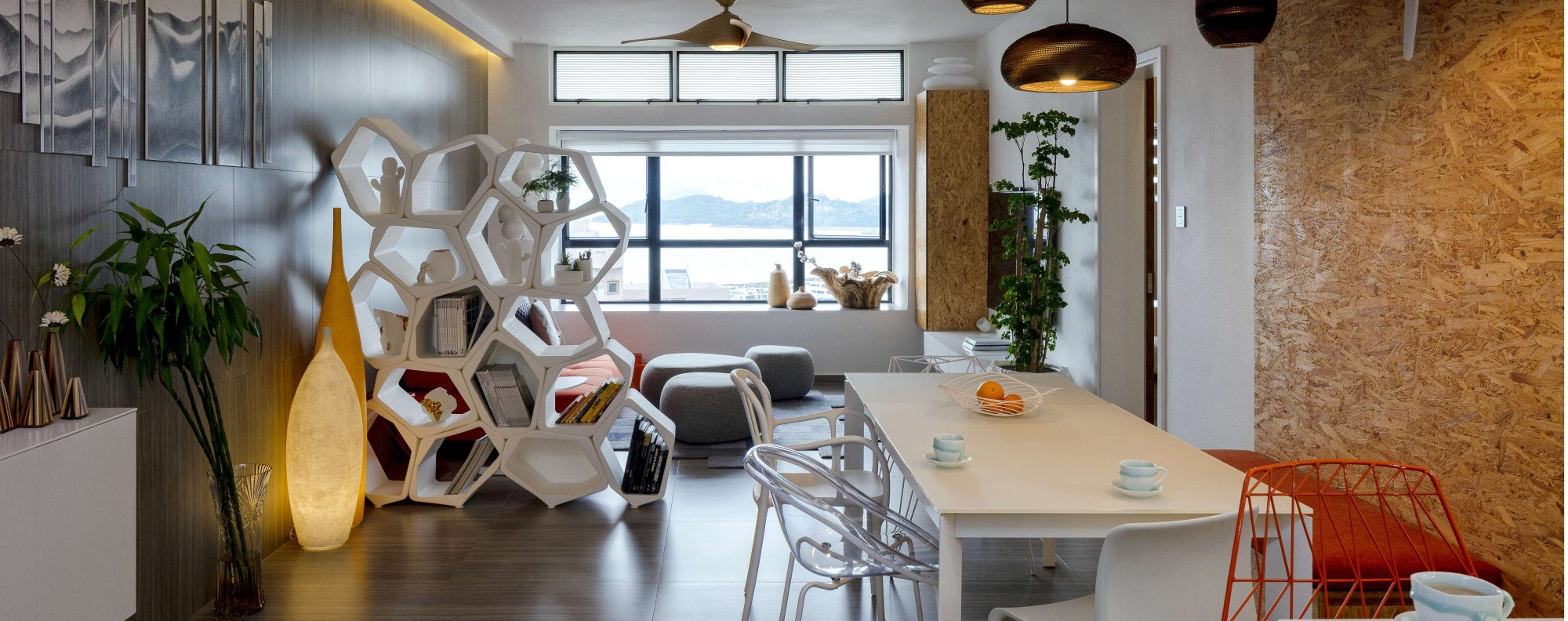 Hong Kong Apartment Interior Architect Gives His Hong Kong Apartment Eco Friendly