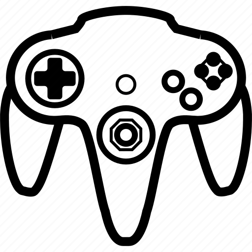nintendo 64 console diagram