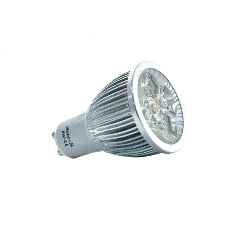 Eclairage Exterieur Bandeau Led Spot Led Gu10 6 Watt Dimmable (eq. 60 Watt)