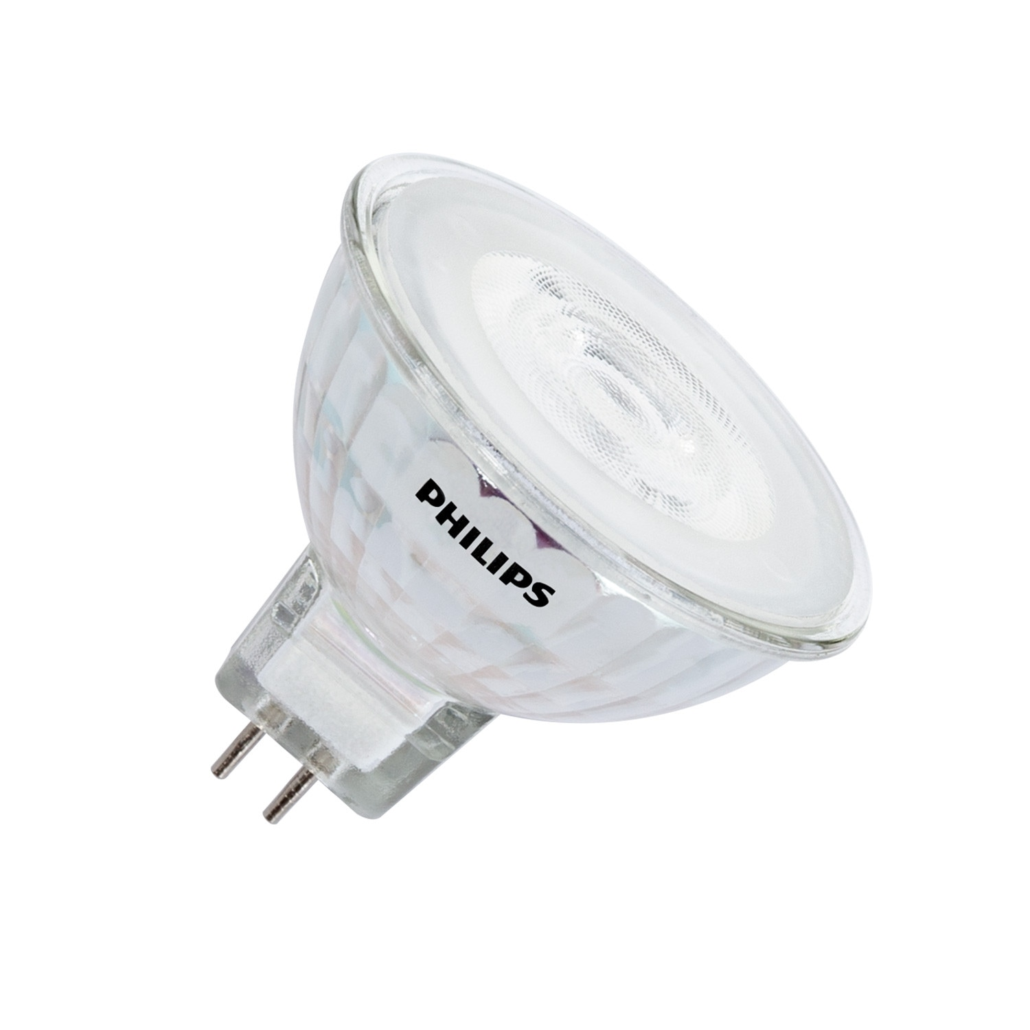 Lampara Led 12v Led Lampe Gu5 3 Mr16 Philips 12v Spotvle 7w 36º