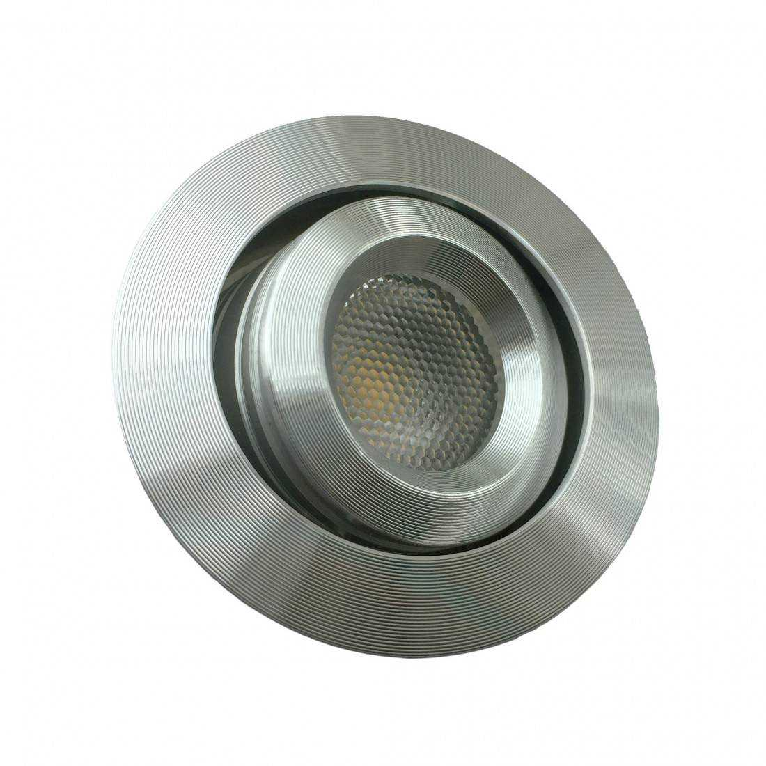 Spot Led Encastrable Plafond Mini Spot Led Encastrable 3w - 230v