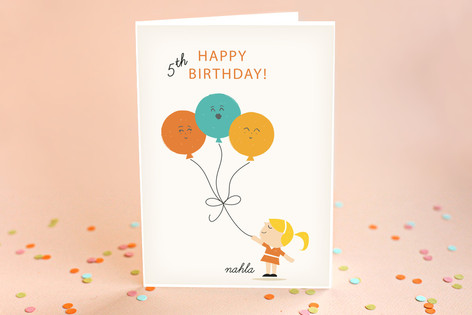 birthday cards kids - Yelomdigitalsite