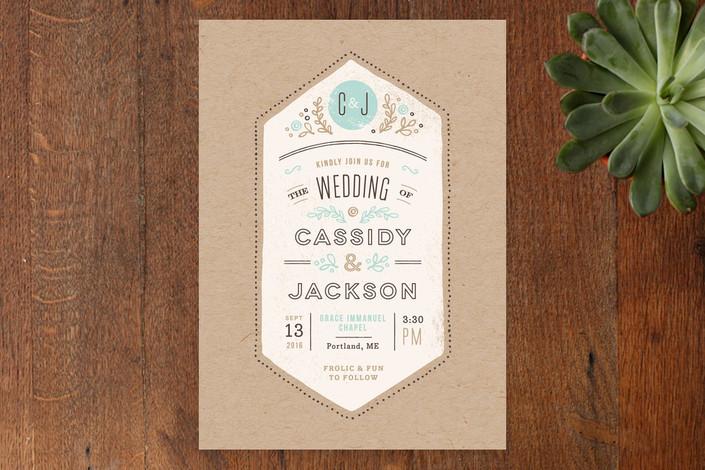 Cartwright Wedding Invitations