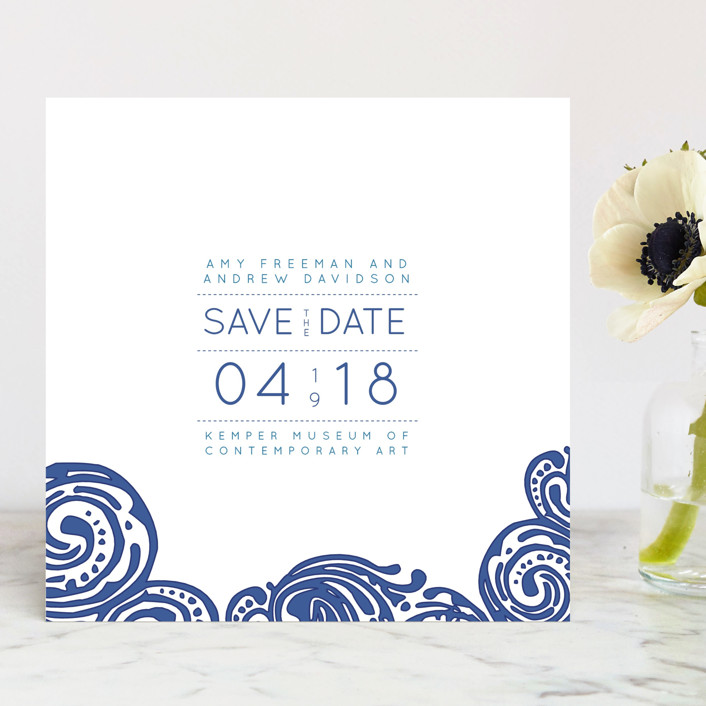 save the date design - Josemulinohouse