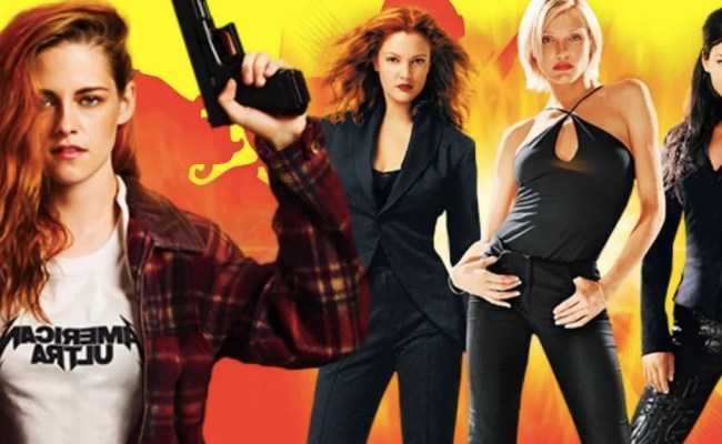 What The Charlie S Angels Reboot Will Be According To Kristen Stewart