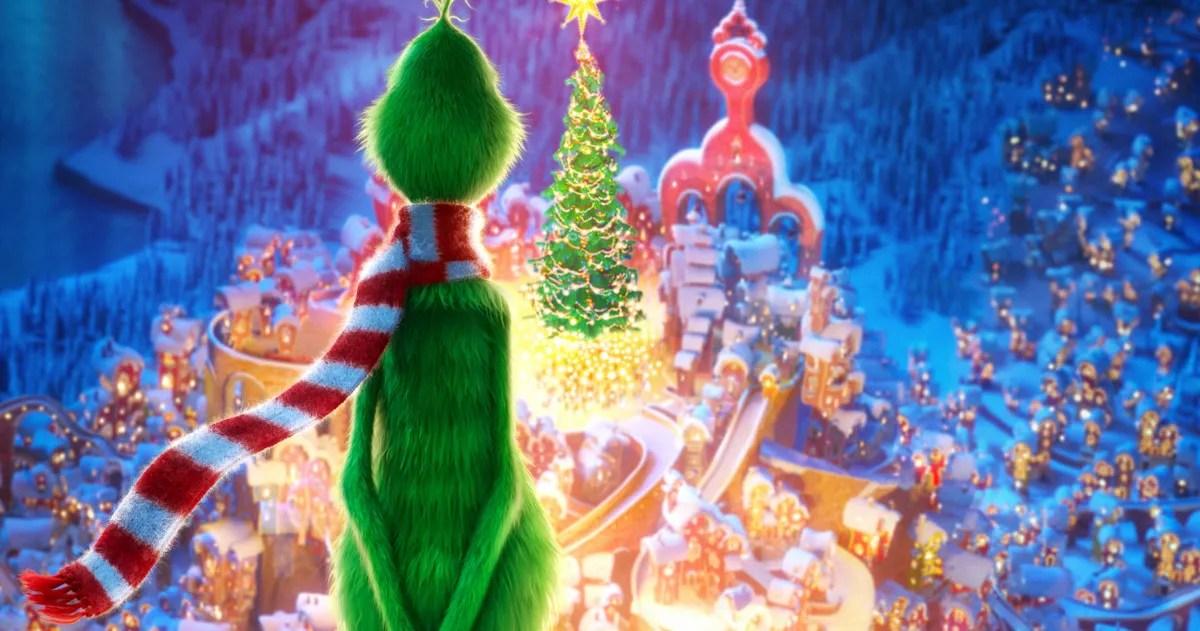 Fall Scene Desktop Wallpaper The Grinch Trailer 3 Wants To Destroy Your Holiday Season