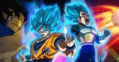 Dragon Ball Super: Broly Scores a Huge Super Saiyan-Sized Box Office Debut