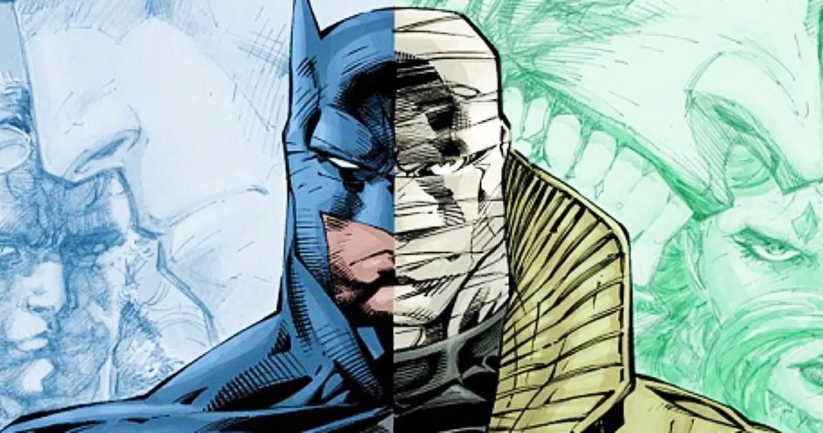 Batman Hush Leads DC\u0027s 2019 Animated Movie Line-Up - MovieWeb