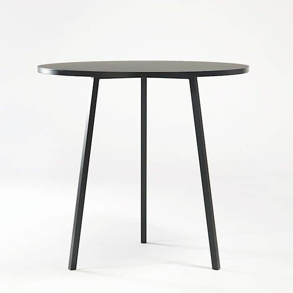 Table Haute Ronde Table Haute Ronde Loop, Hay